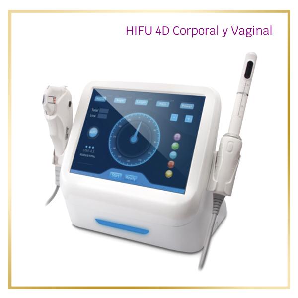 HIFU 4D Corporal y Vaginal