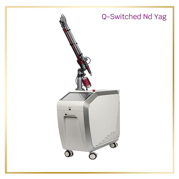 q switch ND YAG